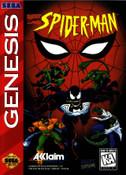 Spider-Man - Genesis Game