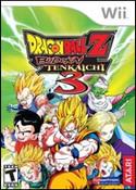 Dragon Ball Z Budokai Tenkaichi 3 - Wii Game