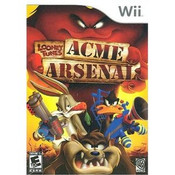 Looney Tunes Acme Arsenal - Wii Game
