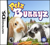 Petz Bunnyz - DS Game