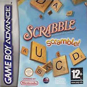 Scrabble Blast! - Game Boy Advance