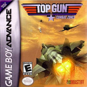 Top Gun Combat Zones - Game Boy Advance