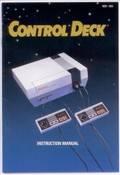 Control Deck - NES Manual (Sm)