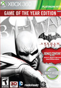 Batman Arkham City Game of the Year Edition - Xbox 360 GameBatman Arkham City Game of the Year Edition - Xbox 360 Game