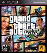 GTA V - PS3 GameGrand Theft Auto V - PS3 Game