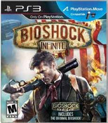 Bioshock Infinite - PS3 GameBioshock Infinite - PS3 Game