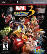 Marvel Vs Capcom 3 - PS3 GameMarvel Vs Capcom 3 - PS3 Game
