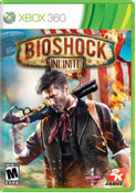 Bioshock Infinite - 360 GameBioshock Infinite - Xbox 360 Game