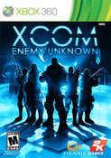 XCOM Enemy Unknown - Xbox 360 GameXCOM Enemy Unknown - Xbox 360 Game