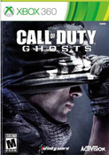 Call of Duty Ghosts - Xbox 360 GameCall of Duty Ghosts - Xbox 360 Game