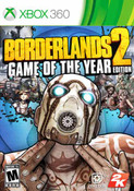 Borderlands 2 Game pf the Year Edition - Xbox 360 GameBorderlands 2 Game of the Year Edition - Xbox 360 Game