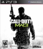 Call OF Duty MW3 - PS3 GameCall Of Duty Modern Warfare 3 - PS3 Game
