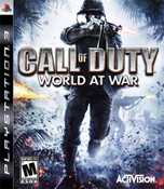 Call Of Duty World At War - PS3 GameCall Of Duty World At War - PS3 Game
