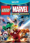 Lego Marvel Super Heroes - Wii U GameLego Marvel Super Heroes - Wii U Game