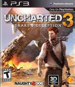 Uncharted 3 Drake's Deception - PS3 GameUncharted 3 Drake's Deception - PS3 Game