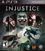 Injustice Gods Among Us - PS3 GameInjustice Gods Among Us - PS3 Game