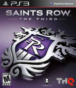 Saints Row The Third - PS3 GameSaints Row The Third - PS3 Game