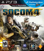 Socom 4 - PS3 GameSocom 4 - PS3 Game