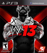 WWE 13 - PS3 GameWWE 13 - PS3 Game