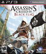 Assassin's Creed IV Black Flag - PS3 Game