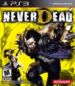 Never Dead - PS3 Game