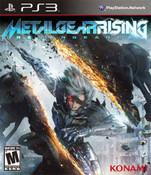 Metal Gear Rising Revengeance - PS3 Game
