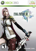 Final Fantasy XIII - 360 Game