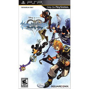 Kingdom Hearts Birth by Sleep - PSP Game