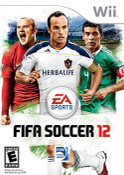 Fifa Soccer 12 - Wii Game