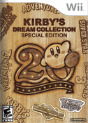 Kirby's Dream Collection Special Edition (Game Only) - Wii Game