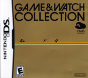 Game & Watch Collection - DS Game