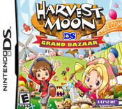 Harvest Moon Grand Bazaar - DS Game