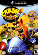 Crash Nitro Kart - GameCube Game