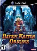 Baten Kaitos Origins GameCube Game
