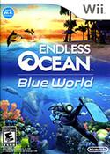 Endless Ocean Blue World Wii Game