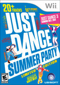 Just Dance Summer Party Wii Game
