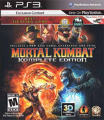 Mortal Kombat Komplete Edition - PS3 Game