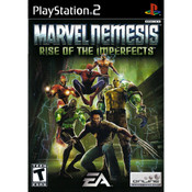 Marvel Nemesis Rise of the Imperfects - PS2 Game