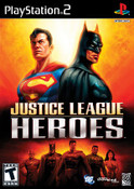Justice League Heroes PlayStation 2 Game