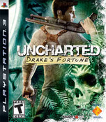 Uncharted Drake's PS3 Game