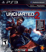 Uncharted 2 Game of the Year Edition - PS3 Game