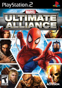 Marvel Ultimate Alliance - PS2 Game