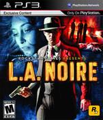 L.A. Noire - PS3 Game