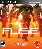 Fuse - PS3 Game