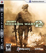 Call Of Duty Modern Warfare 2 - PS3 Game