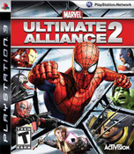 Marvel Ultimate Alliance 2 - PS3 Game