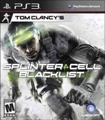 Splinter Cell Blacklist - PS3 Game