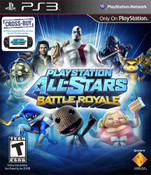 Playstation All Stars Battle Royale - PS3 Game