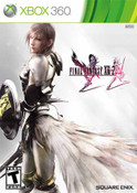 Final Fantasy XIII-2 - 360 Game