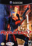 Rogue Ops GameCube Game